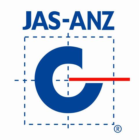 JAS ANZ Akreditasyonu